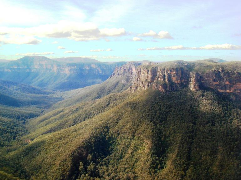 Blue mountains - Sydney