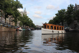 Pic taken from the canal cruise in summer time. , Prudence S - August 2016