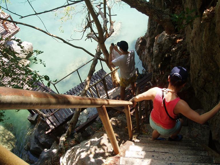 ClimbingDown - Koh Samui