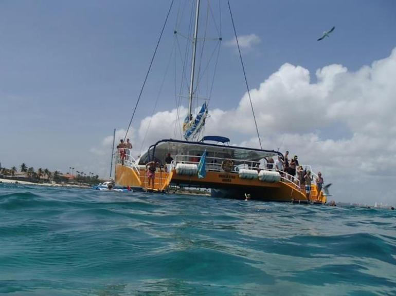 De Palm pleasure catamaran - Aruba