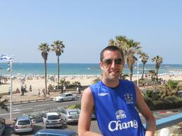 Dead Sea resort - August 2010