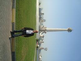 First photo in Sharjar. , Petronio B - January 2012