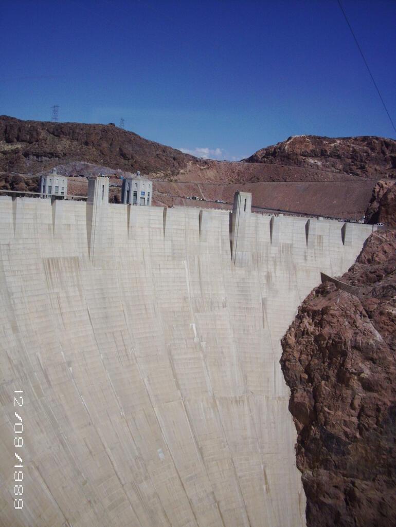 Hoover Dam (2) - Las Vegas