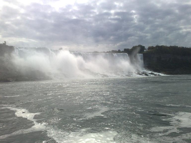 Niagara Falls from Maid of the Mist - Niagara Falls & Around