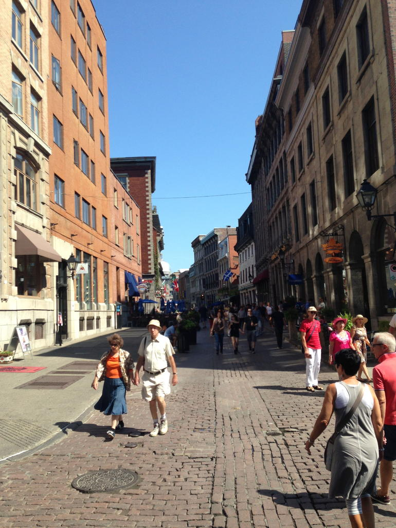 Old Montreal - Montreal