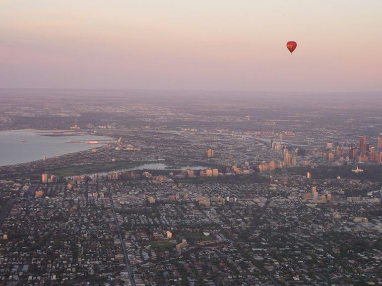 Other Balloon over Melbourne - Melbourne