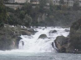 Rhine falls , Sana - October 2013
