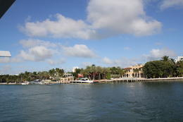 Celebrity homes on the Biscayne Bay , Elke S - February 2014