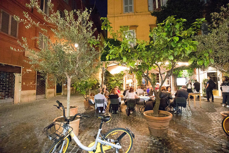 Rome by Night Tour Including Dinner photo 26