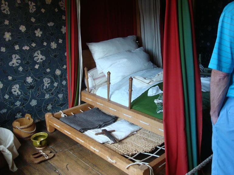 Shakespear's Bedroom - London