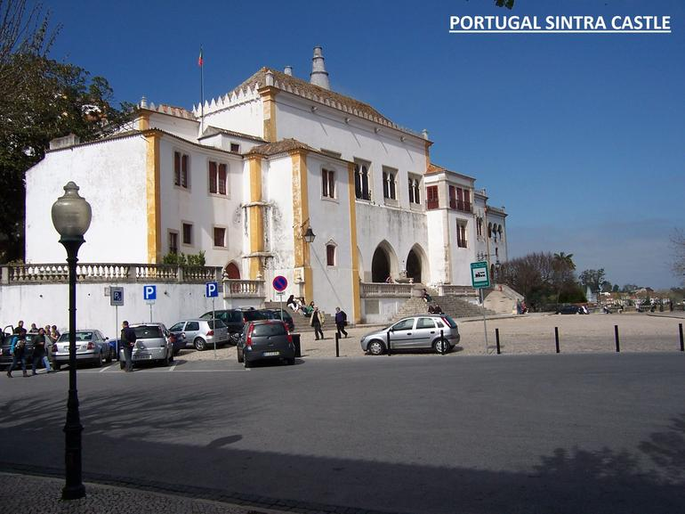 SINTRA CASTLE - Lisbon