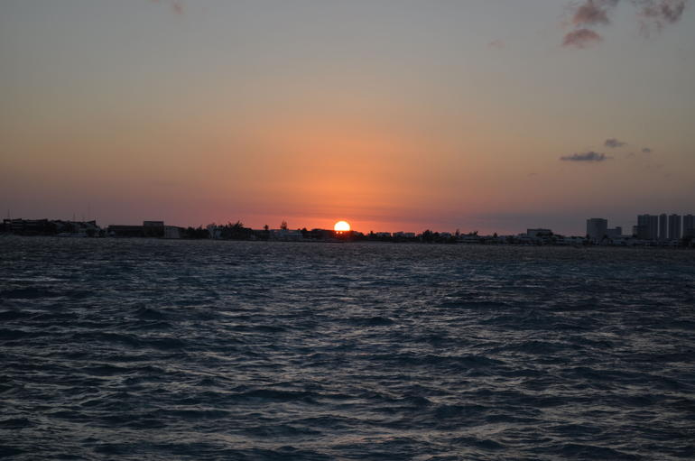Sunset - Cancun