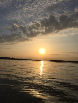 Venice at sunset, so beautiful : , Rannveig L - May 2015