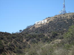 The Hollywood sign.., JennyC - September 2013