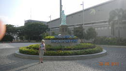 Welcome to Singapore , Shaun R - August 2011