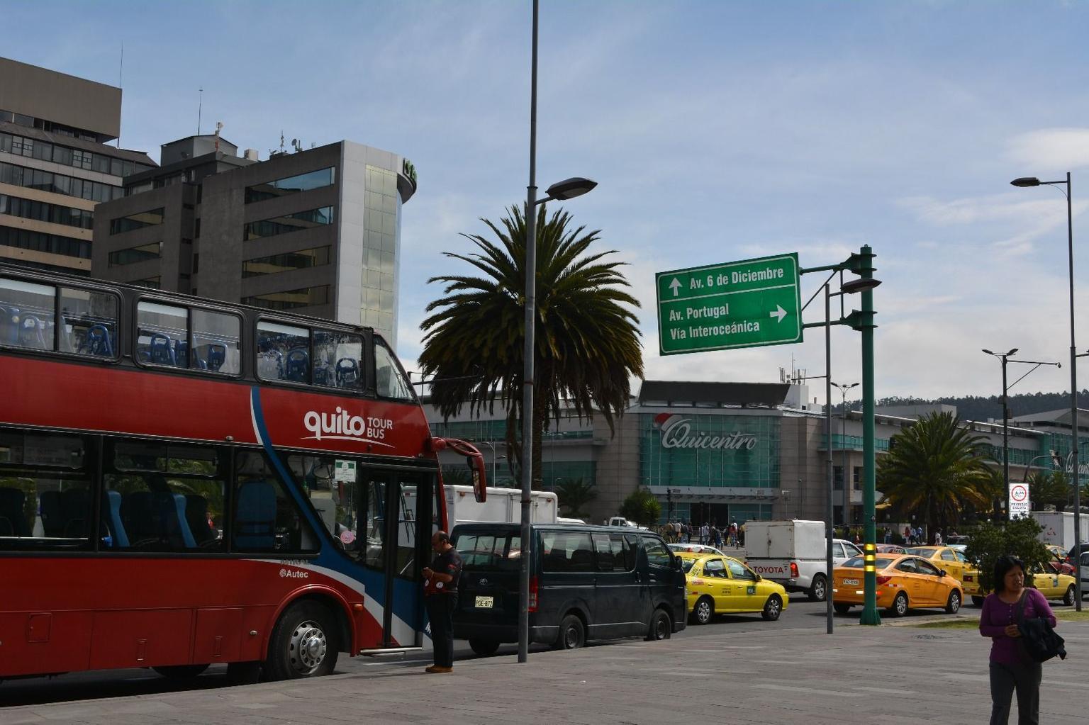 MAIS FOTOS, Excursão com várias paradas na cidade de Quito