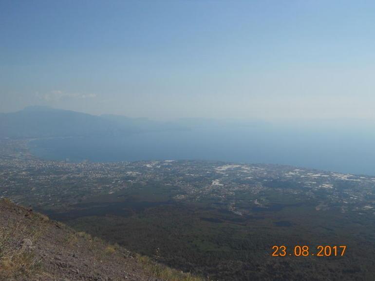 Mt Vesuvius Half-Day Trip from Naples