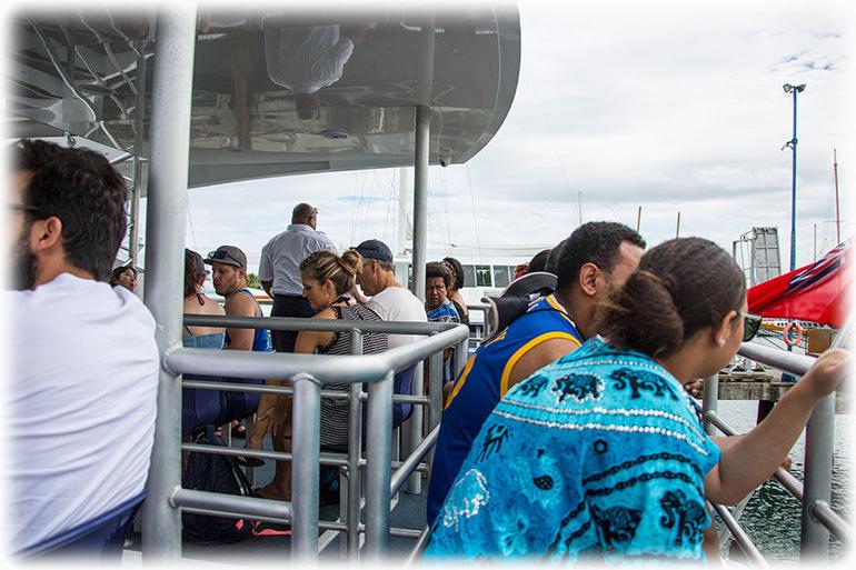 Mamanuca Sightseeing Cruise