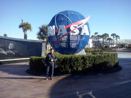 El emblemático globo de la NASA , Daniel V - November 2017