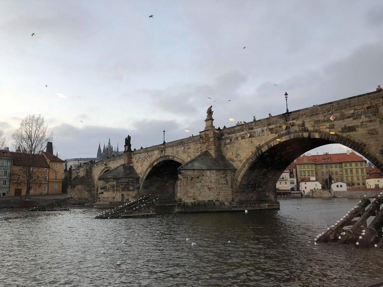 Prague Half-Day City Tour Including Vltava River Cruise photo 17