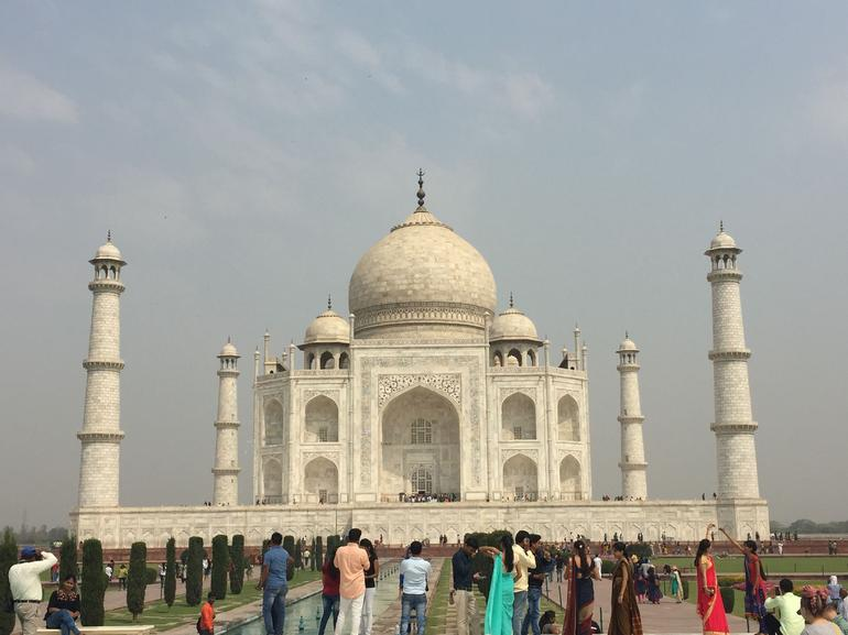 Delhi to Agra and Taj Mahal Private Day Trip by Express Train with Lunch photo 54
