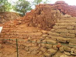 The different levels of Troy excavations, Dario M - July 2014