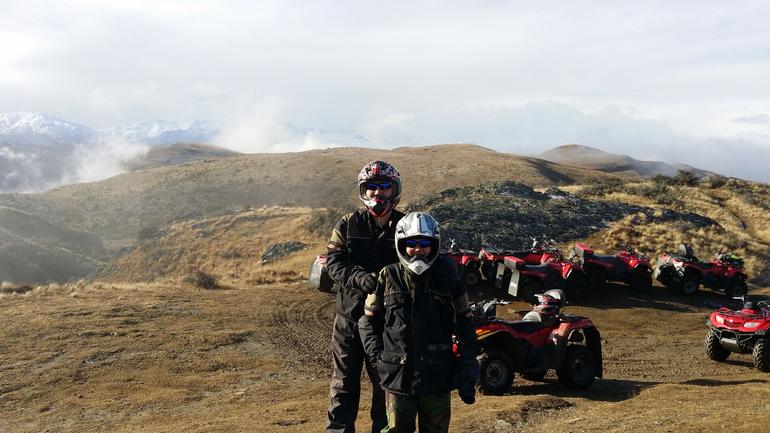 Queenstown ATV Tour photo 12
