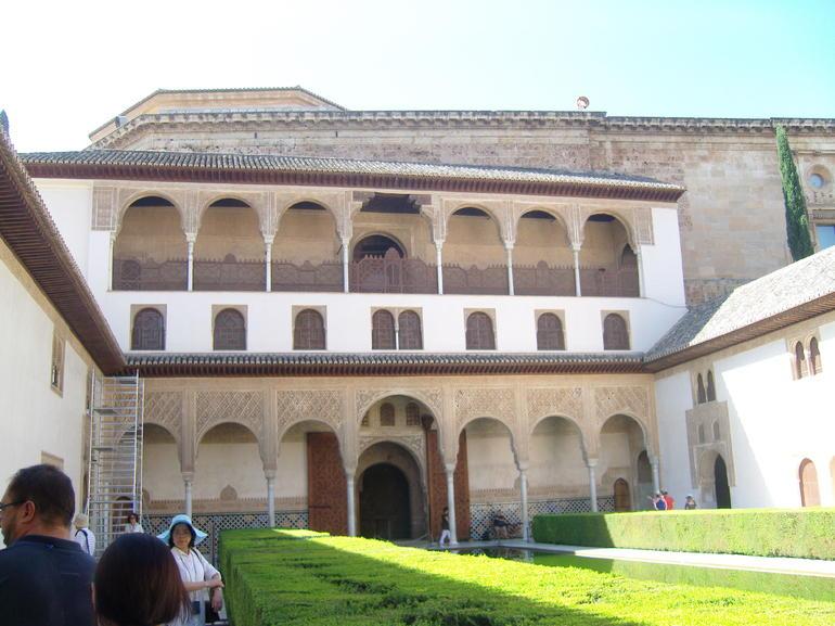 Alhambra Palace - Malaga