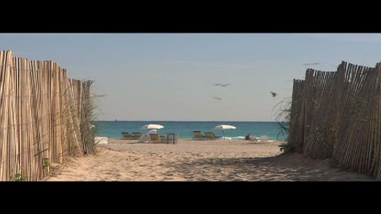 Beach, Miami -