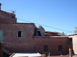 Berber Village, Cat - January 2012