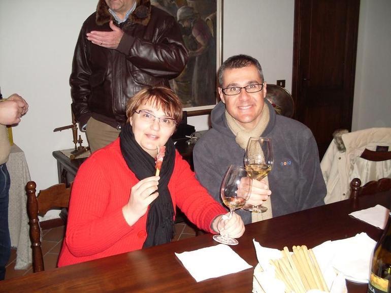Casella-Wine tasting - Venice