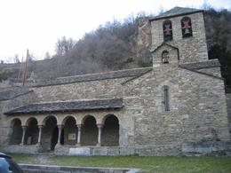 Romanesque church. - April 2008