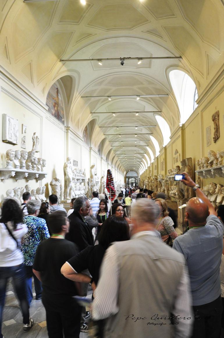 Corredor de los bustos - Rome