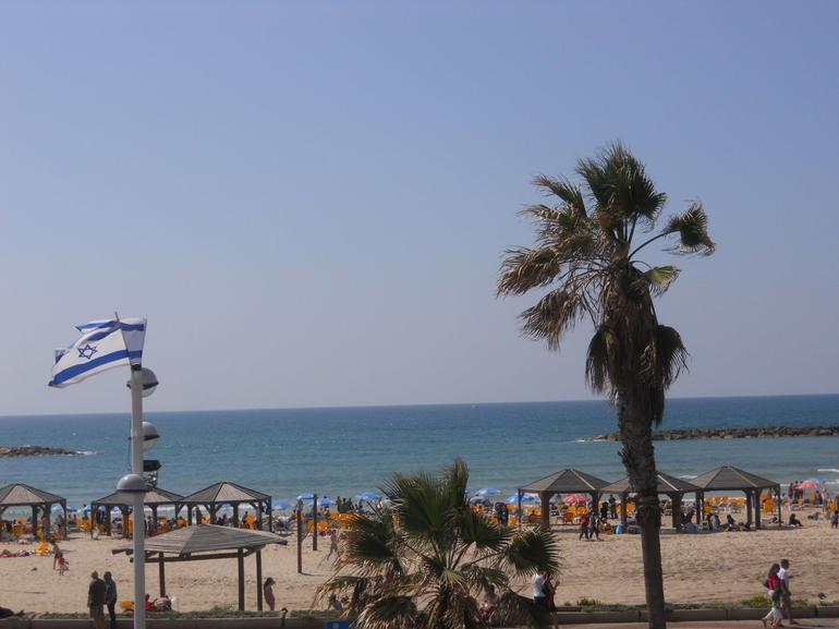 Dead Sea, Jerusalem - Tel Aviv