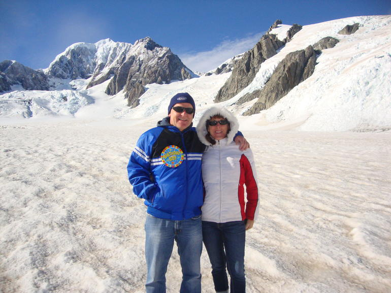 DSC02549 - Franz Josef & Fox Glacier