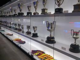 Barça's museum, Rosane - August 2013