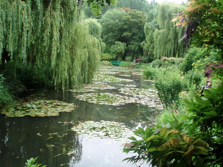 Giverny - Versailles