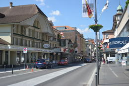 Interlaken city center , Fabio M - June 2013