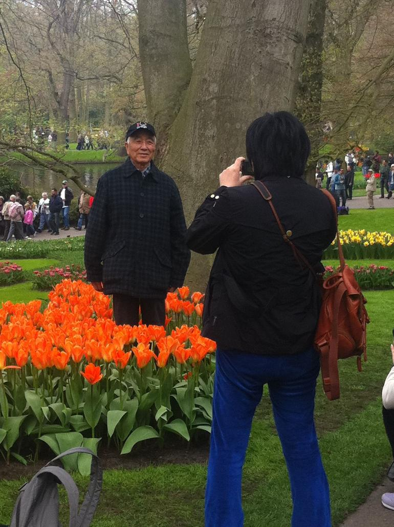 Keukenhof Gardens, The Netherlands - Amsterdam
