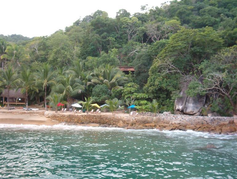 Las Caletas-Shoreline - Puerto Vallarta