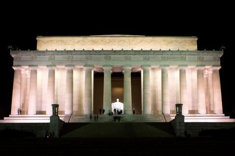 Lincoln Memorial - Washington DC