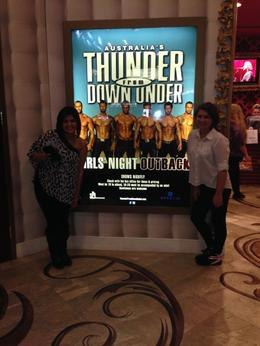 BEST show in Vegas for the ladies!, Krystal W - January 2014