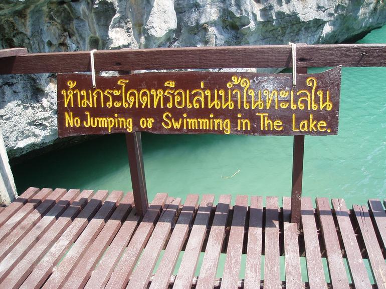 No_Swimming - Koh Samui