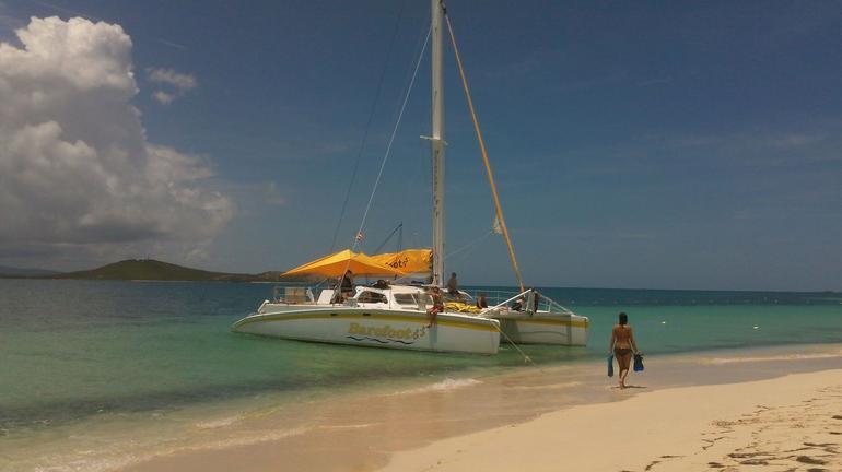 Our Boat - San Juan