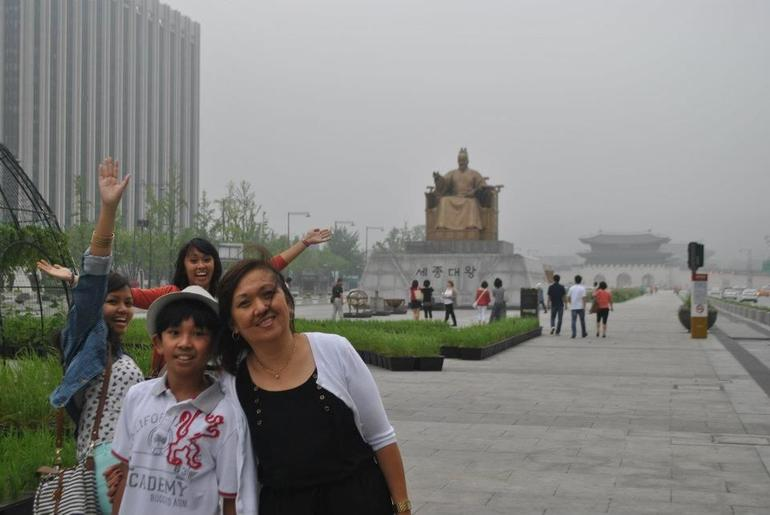 Seoul walking tour - Seoul