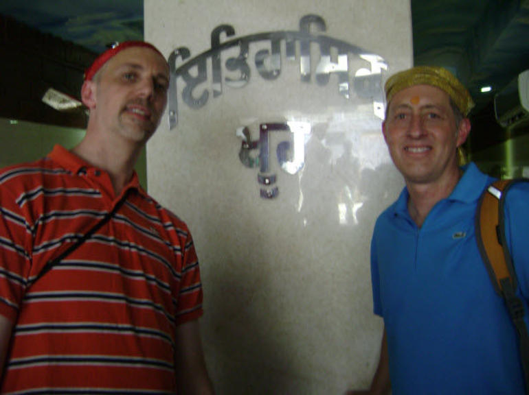 Sikh Temple - New Delhi
