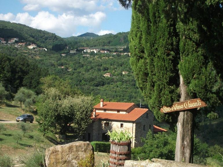 The Chianti hills - Florence
