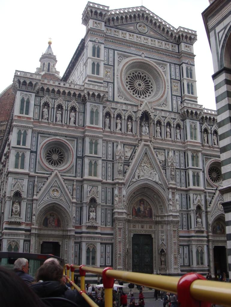 The Duomo - Florence