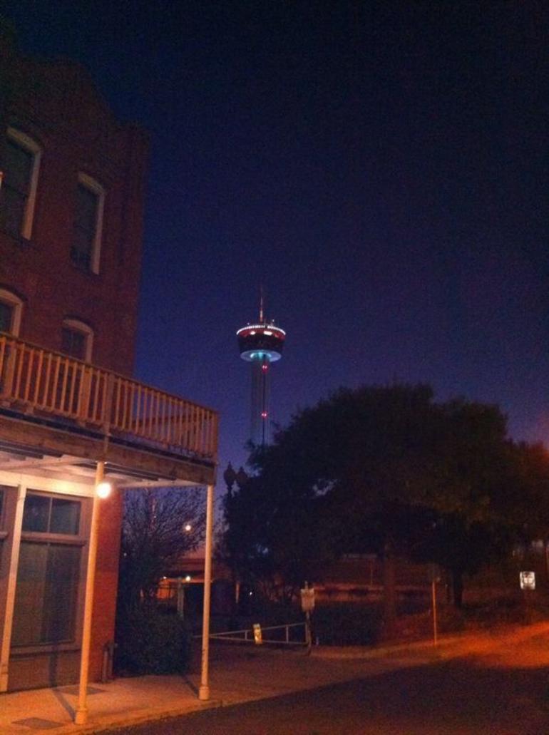 Tower of the Americas - San Antonio