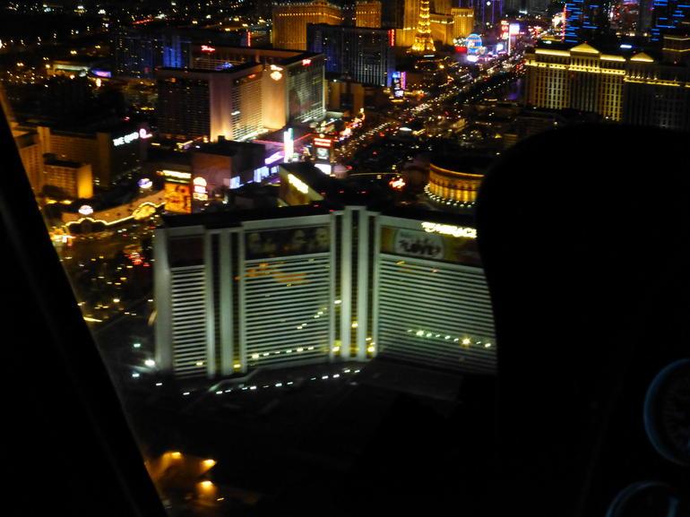 vegas at nite - Las Vegas